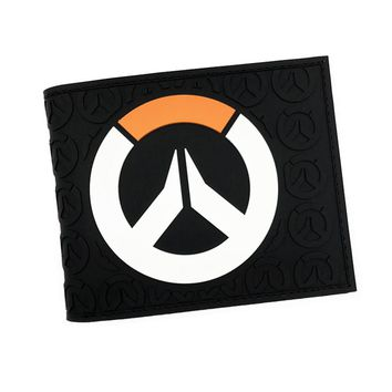 FVIP Hot Game OW TRACER REAPER D VA Anime Wallet High Quality Cool Purse for Teenager Dollar Price