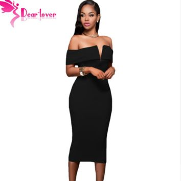 Women Midi Party Dress