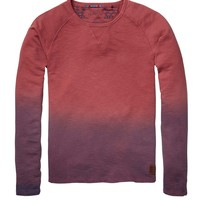 Slub Felpa Basic Crew Neck - Scotch & Soda