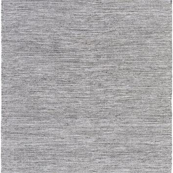 Holmes Solids and Tonals Area Rug Gray