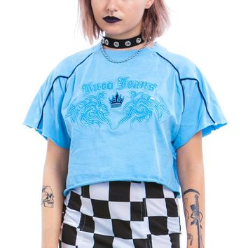 Vintage Y2K JNCO Tattoo Tee - One Size Fits Many
