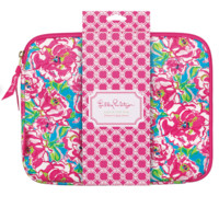 Lilly Pulitzer iPad Sleeve / Netbook Sleeve | Lifeguard Press