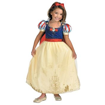 Disney Snow White Costume - Toddler (Snow White/Red)