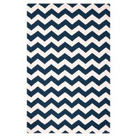 Chevron Rug, Royal Navy