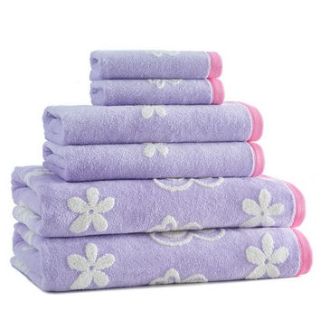 Butterfly Towel Set