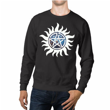 Supernatural Anti Possession Unisex Sweaters - 54R Sweater