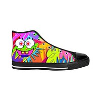 ROHT Spongebob Black Sole High Tops
