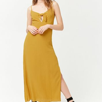 Keyhole Cami Maxi Dress