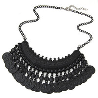 Gift Shiny Jewelry New Arrival Stylish Metal Fashion Necklace [6044395841]