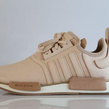 VON7Y1 Beauty Ticks Adidas X Hender Scheme Japan Nmd R1 Veg Tan Ci9814 8-10 9 Nomad Limited Boost Rf
