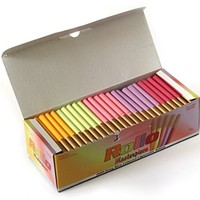 ROLLO MASTERPIECE - King Size multi colored cigarette tubes - 200 tubes per box