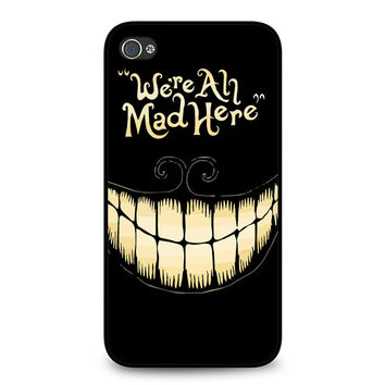 were ah mad here iPhone 4 | 4S Case