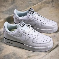 Nike Air Force 1 Low AF1 White 88298-160 Sport Shoes - Best Online Sale