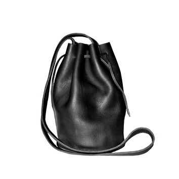 Cynthia Rowley - Drawstring Tote | Shoes & Accessories by Cynthia Rowley
