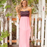 Fly and Classy Maxi Pink
