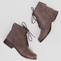 Georgia Lace-Up Boots