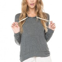 Brandy ♥ Melville |  Bettina Hoodie - Tops - Clothing