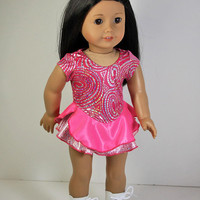 American Girl Doll Clothes-Ice Skating Dress