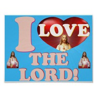 I Love The Lord! Poster