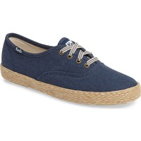 Keds® Champion - Salt Wash Jute Sneaker (Women) | Nordstrom