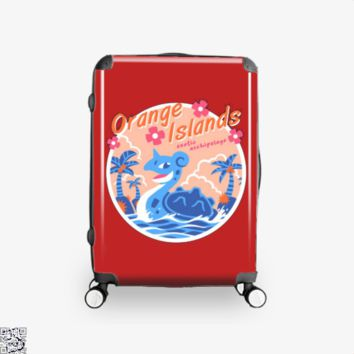 Orange Islands, Pokemon Suitcase