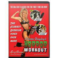 Linnea Quigley's Horror Workout DVD (Limited Edition)