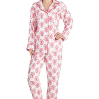 Girl of Great Glee Pajamas in Fleur