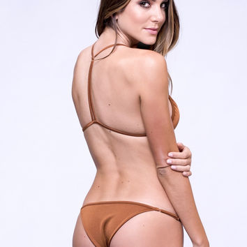 Dbrie Swim Ali Bottom in Rustic
