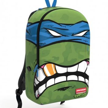Teenage Mutant Ninja Grillz (Leonardo) | Sprayground Backpacks, Bags, and Accessories