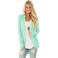 Knitted Cardigan Women Cashmere Sweater