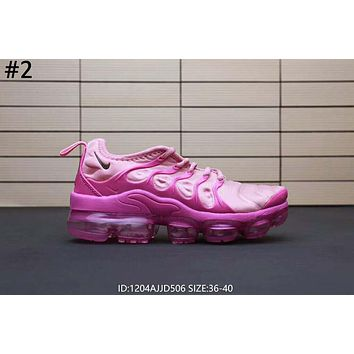 Nike Air VaporMax tide brand female air cushion casual sports running shoes #2