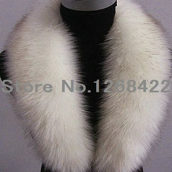 Free shipping winter scarf  2015 women fur collar scarves fox fur collar scarf Imitation raccoon shawl