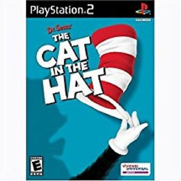 Dr Seuss' The Cat In The Hat - PlayStation 2 [PlayStation2]