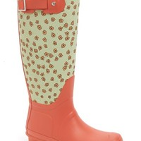 Hunter 'Original Tall - Festival Floral' Rain Boot (Women) | Nordstrom