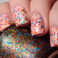 Lollipop Guild - Full Size Custom Glitter Nail Polish