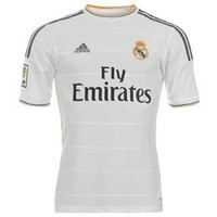 Real Madrid Home Shirt 2013 2014