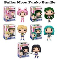 Sailor Moon Funko Pop! Animation Bundle