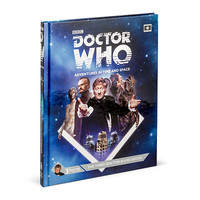 Doctor Who RPG 3rd Doctor Hardcover Guide