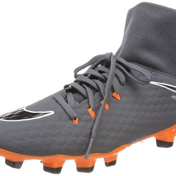 NIKE Men's Phantom 3 Academy DF FG Soccer Cleat AH7268 081