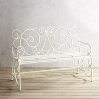 Bette White Bench