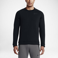 The Nike Therma-Sphere Max Crew Men's Training Shirt.
