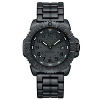 Men's Luminox Navy Seal Colormark 3050 Series All Black Watch