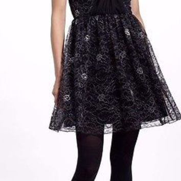 NWT $398 Anthropologie Lace Menagerie Dress Sz 4 - From Erin by Erin Fetherston