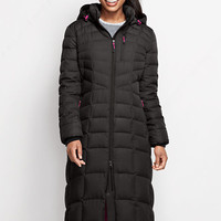 Women's Down Maxi Coat from Lands' End