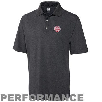 Cutter & Buck Alabama Crimson Tide 2012 BCS National Champions Back-to-Back Champions Polo - Charcoal - http://www.shareasale.com/m-pr.cfm?merchantID=7124&userID=1042934&productID=555855661 / Alabama Crimson Tide