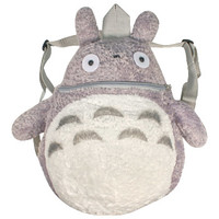 Fashion & Accessories - AFG - Totoro Plush Backpack | AsianFoodGrocer.com, Shirataki Noodles, Miso Soup