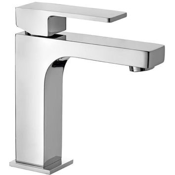 Unoh Single Lever Handle Bathroom Lavatory Basin Faucet With Pop-up Drain