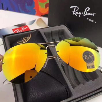 Ray-Ban RB3460 Aviator Flip Out Sunglasses