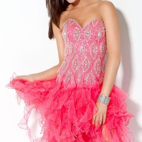 Jovani 7709 Dress - MissesDressy.com