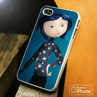 Dakota Fanning in Coraline iPhone 4S 5S 5C SE 6S Plus Case